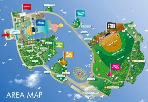 ロッキンジャパンフェス公式エリアマップ