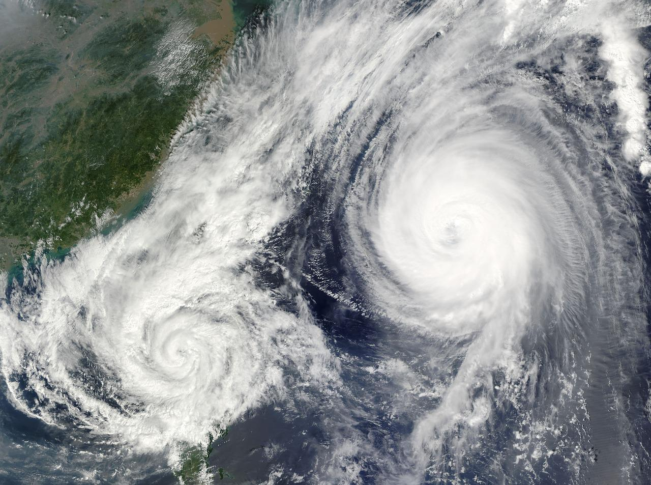 台風25号2018の進路情報最新と予想