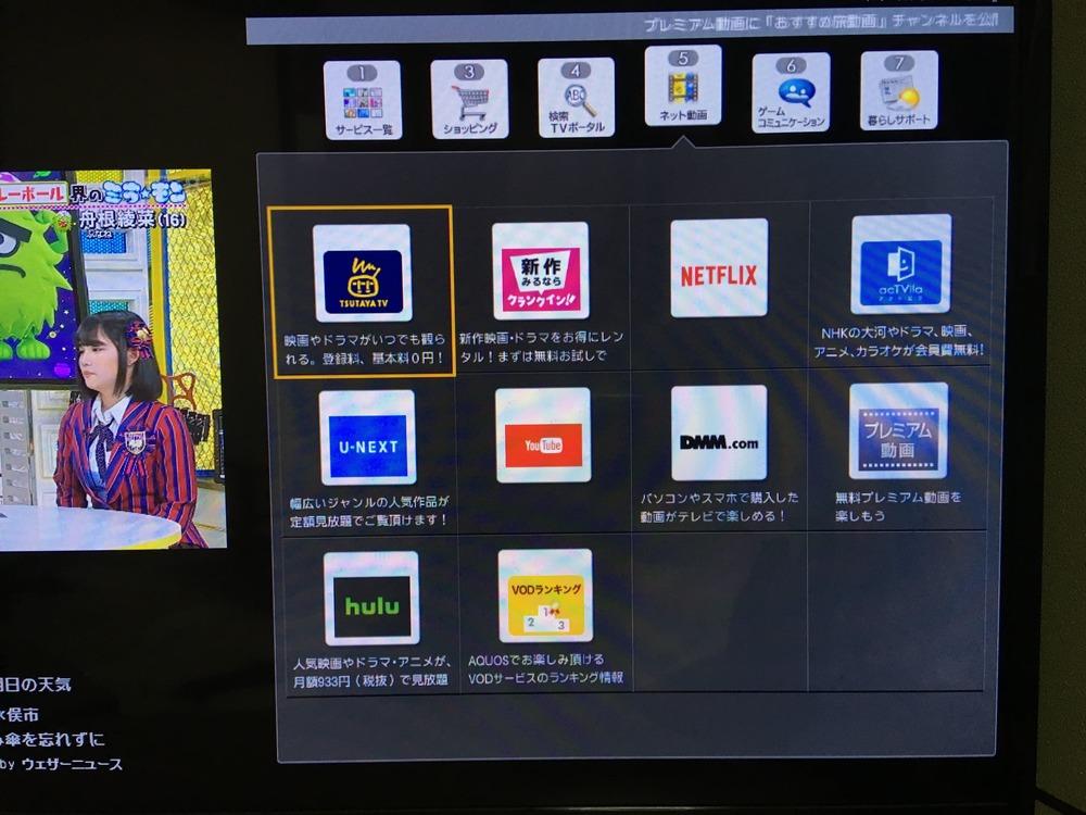 AmazonファイヤーTV